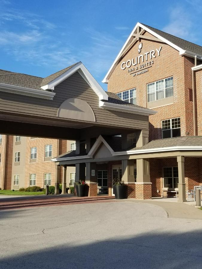 Отель  Отель  Country Inn & Suites By Radisson, Green Bay East, WI