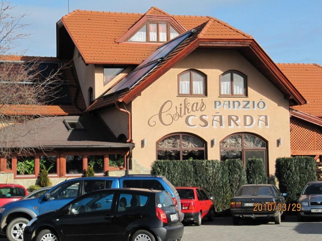 Гостевой дом  Csikar Csárda és Panzió