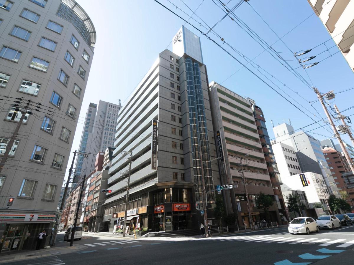 Отель эконом-класса  APA Hotel Osaka-Tanimachi