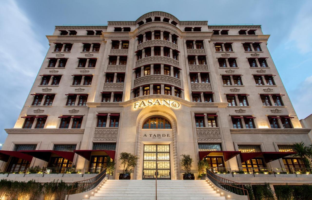 Отель  Hotel Fasano Salvador