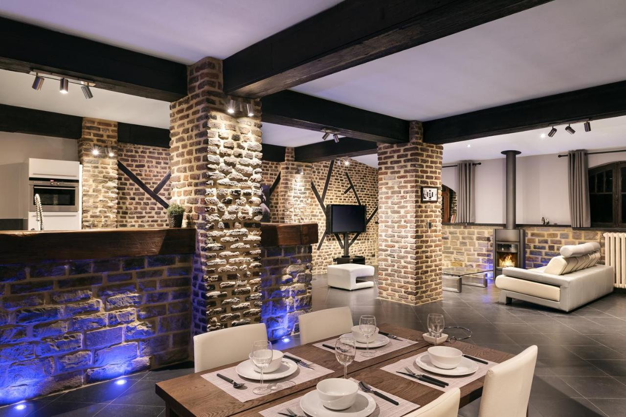 Appart Hotel Leopold Liege Centre Belgien Luttich