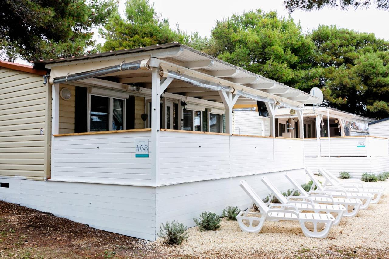 Mobile Home Interest Rates 2020.Resort Village Mobile Homes Vodice With Terrace Croatia