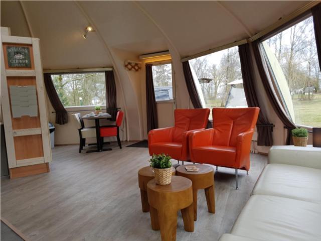 Дом для отпуска  Iglo Bungalow 93
