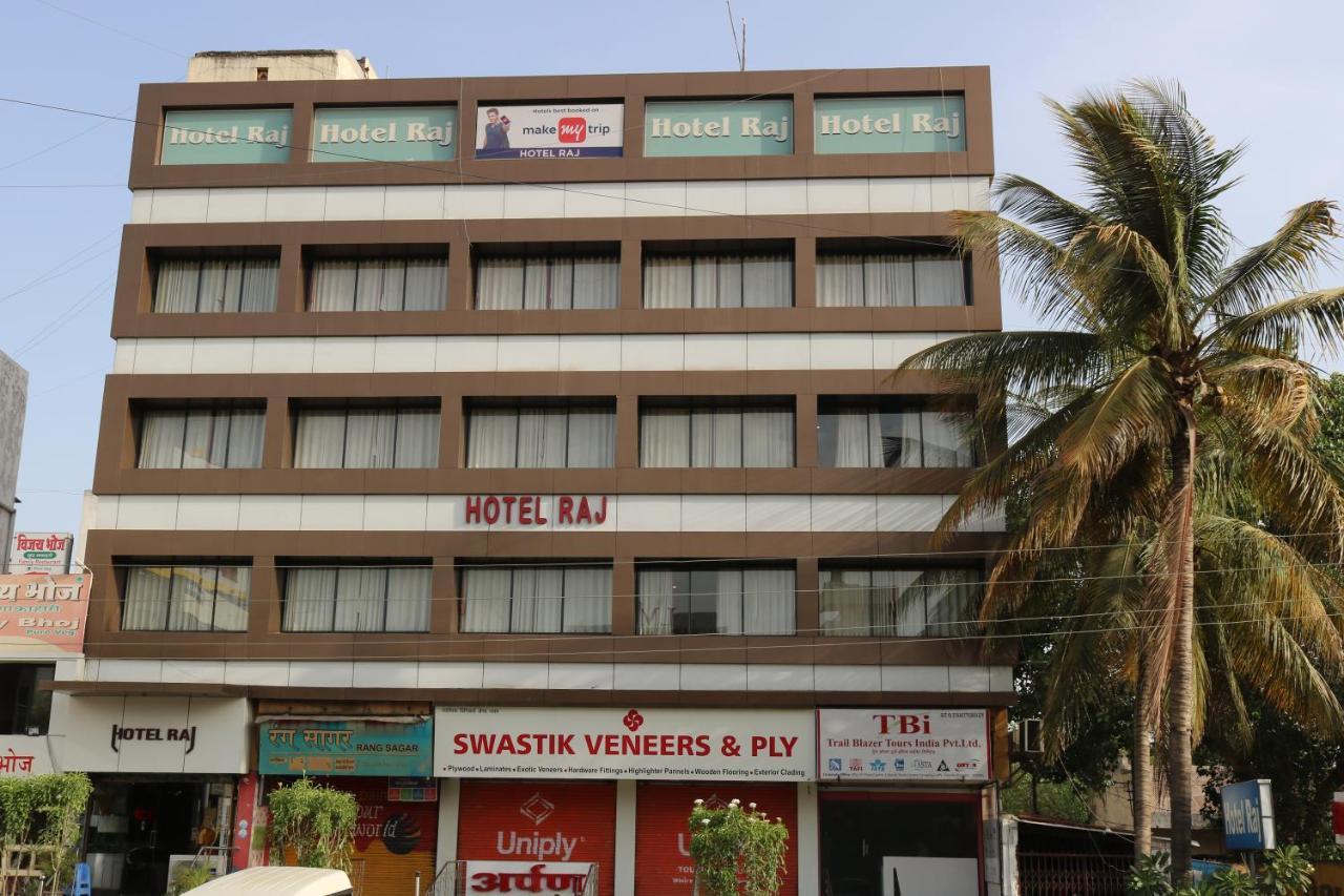 Отель Отель Hotel Raj