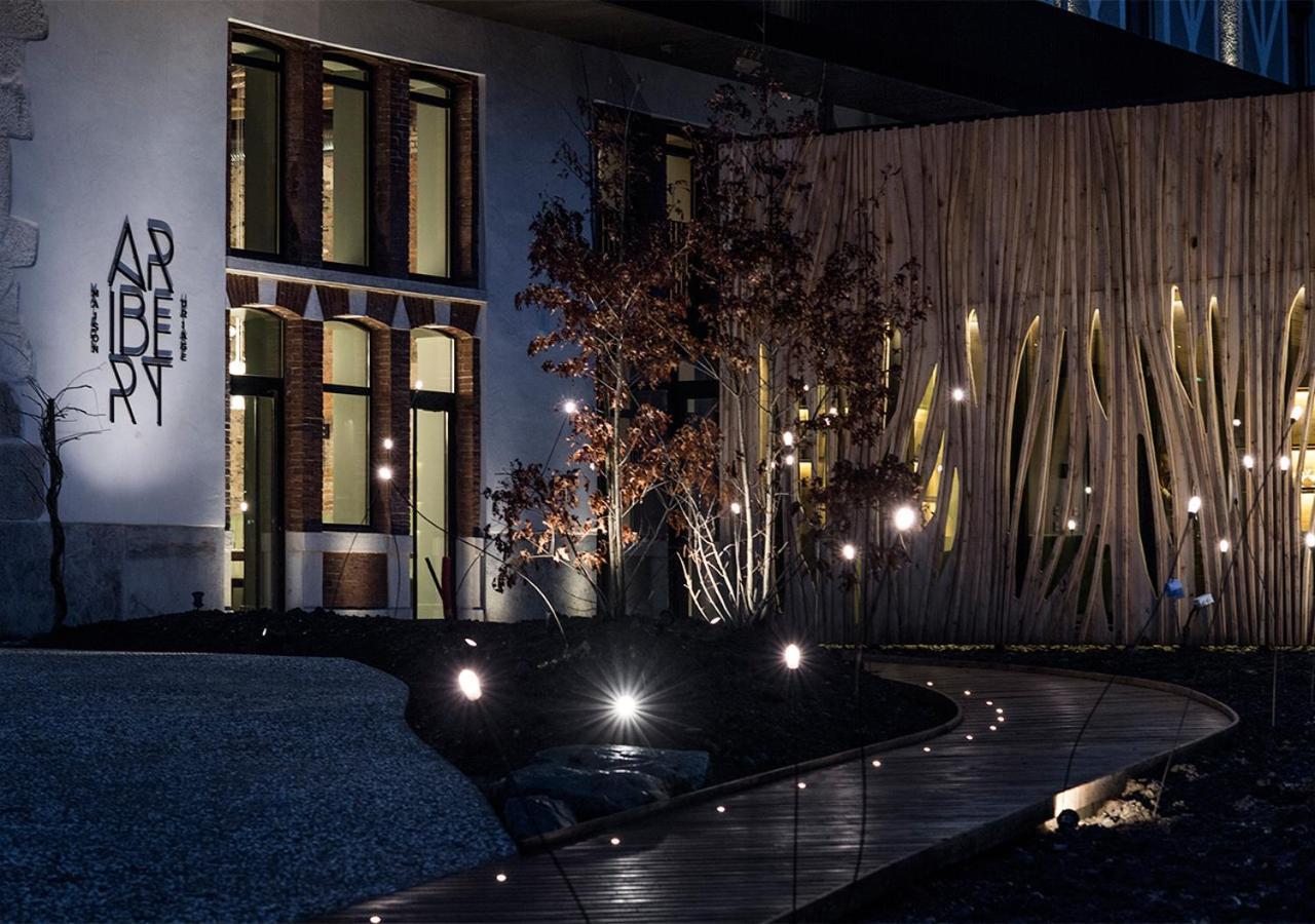 Maison Et Chocolat Uriage Les Bains hotel maison aribert, saint-martin-d'uriage, france