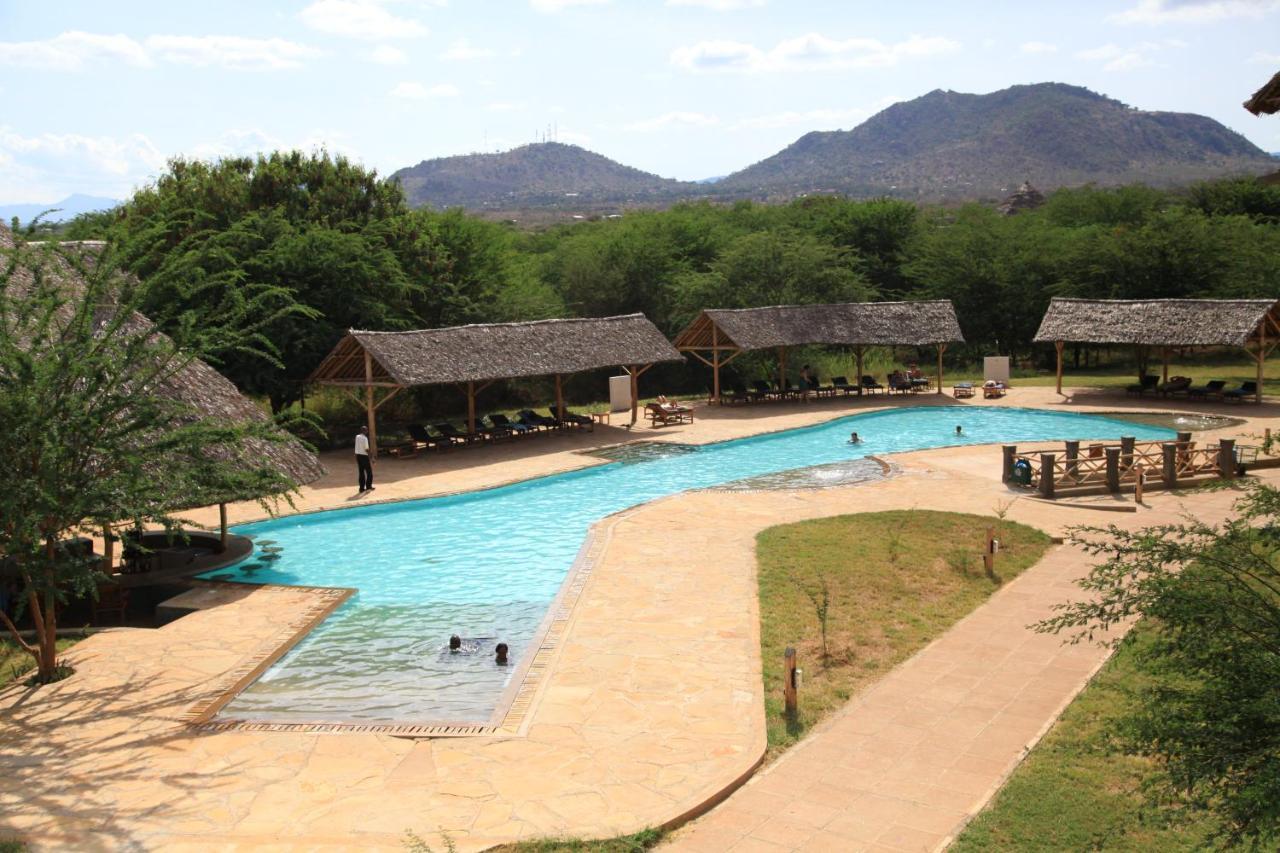 Voi Wildlife Lodge, Kenya - Booking.com