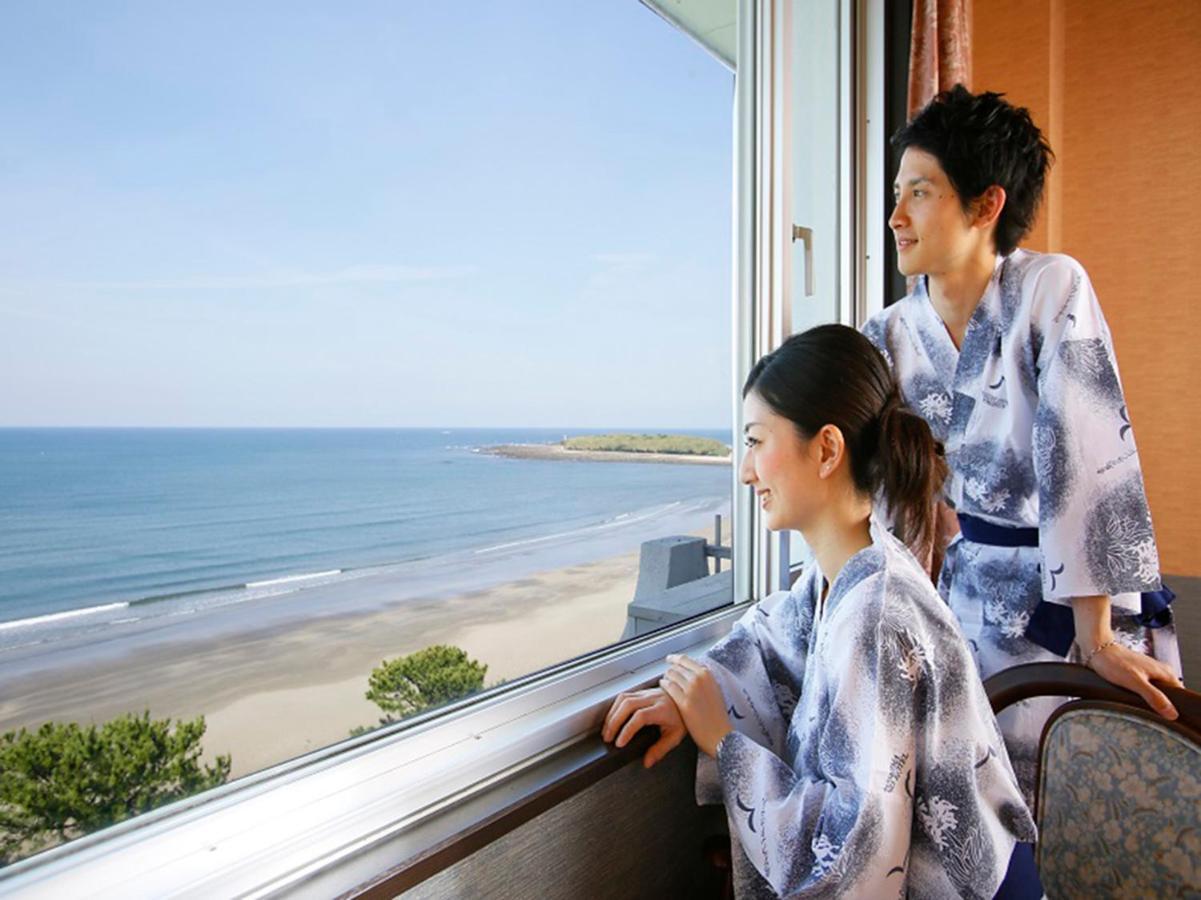 記念日におすすめのレストラン・青島グランドホテルの写真4