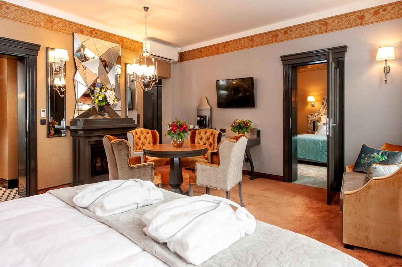 The Best 5* Hotel in Krakow - Balthazar Design Hotel