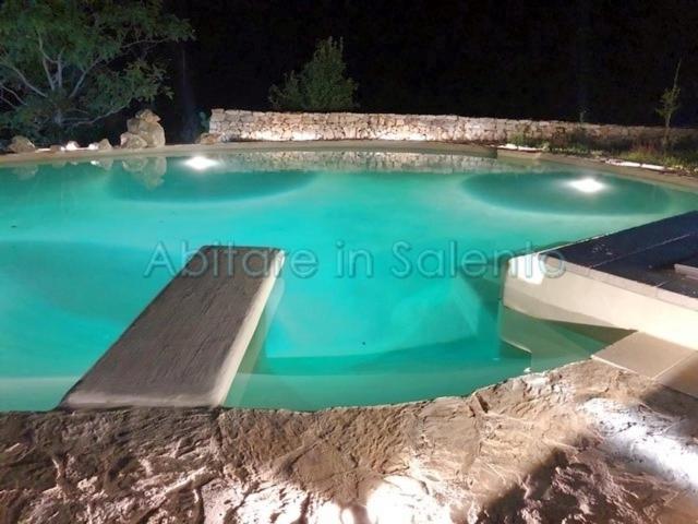 nuovi prezzi più bassi taglia 40 rivenditore all'ingrosso H203 - Villa con Vista Mare e Piscina (Italia Gagliano del Capo ...