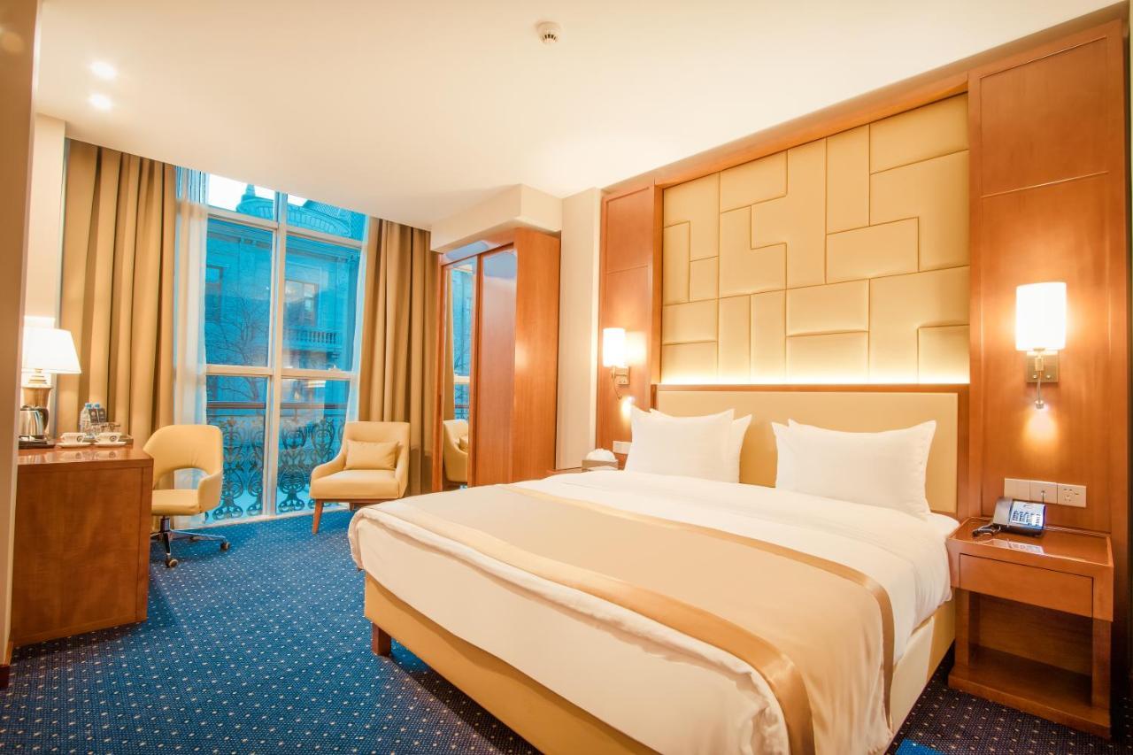 Отель  New Tiflis Hotel