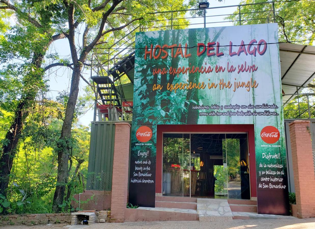 Хостел  Hostal Del Lago
