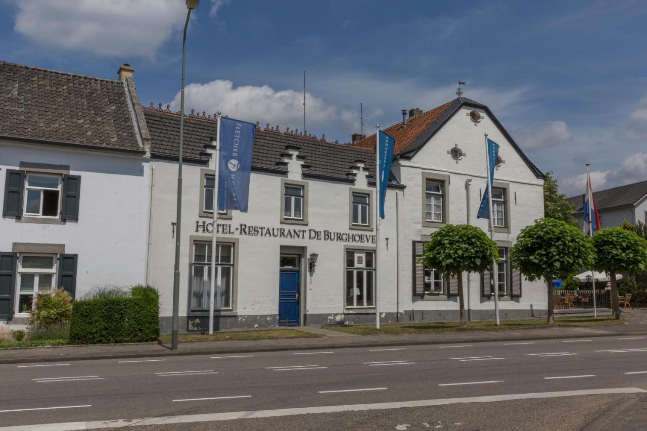 Отель Fletcher Hotel Restaurant De Burghoeve