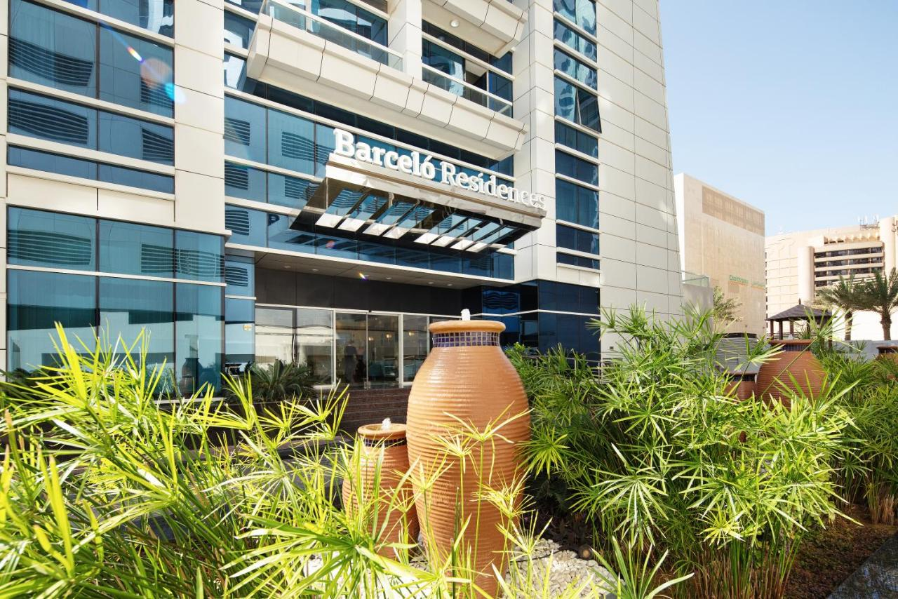 Апартаменты  Barceló Residences Dubai Marina