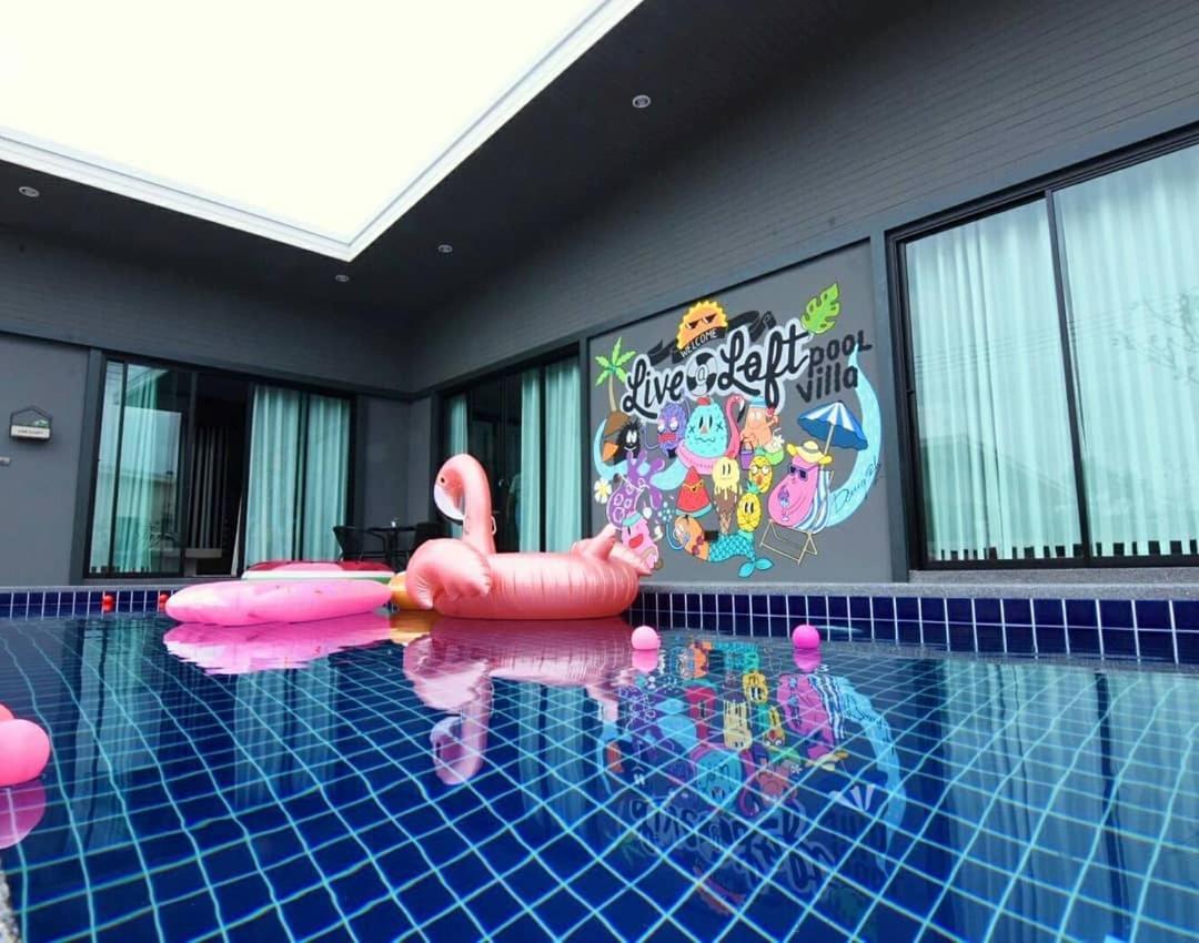 Вилла  Live@loft Pool Villa Huahin