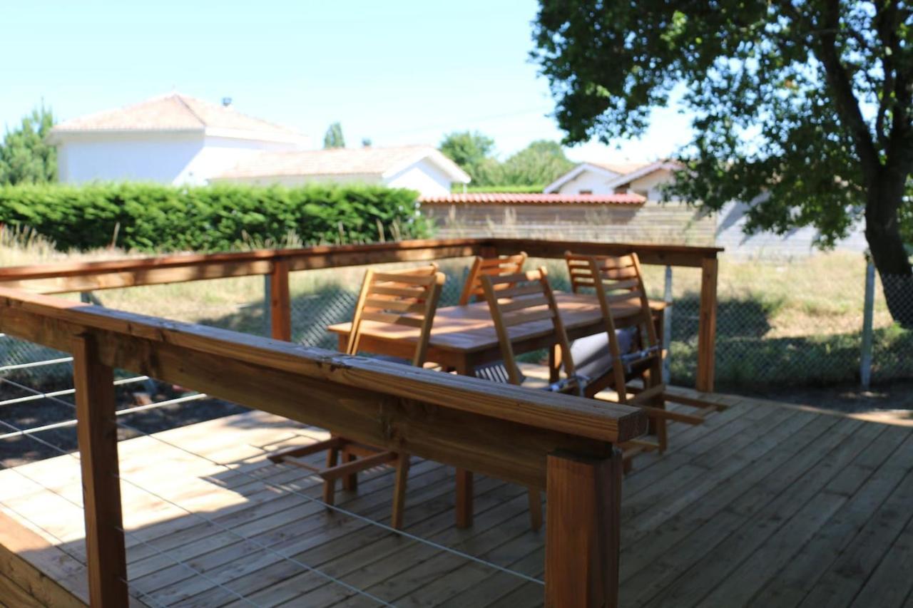 Vacation Home Maison Au Calme Avec Terrasse Bois Lege Cap Ferret