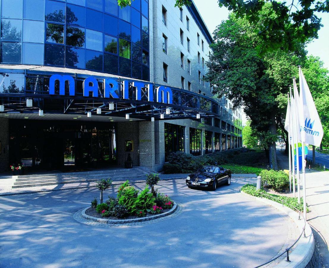 Отель  Отель  Maritim Hotel Bremen