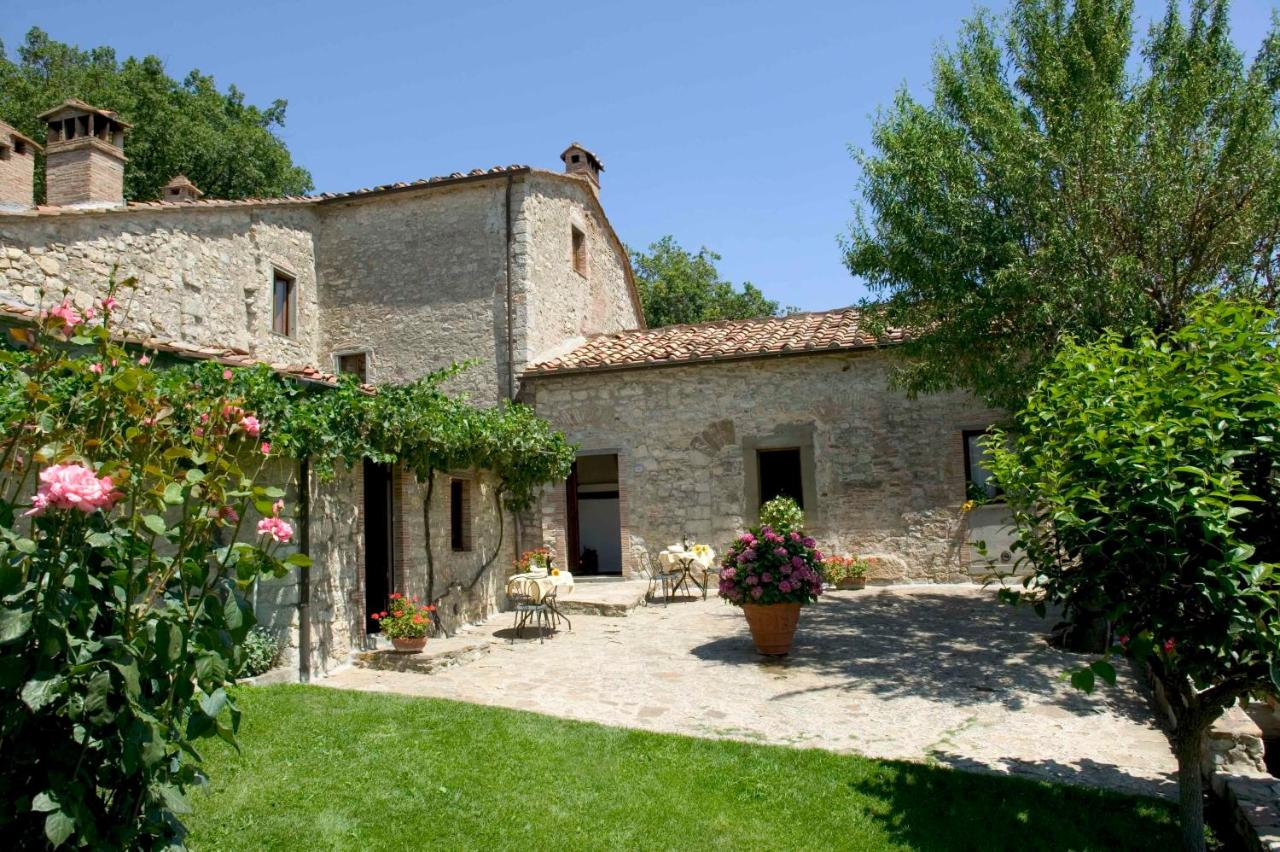 Фермерский дом  Querceto Di Castellina