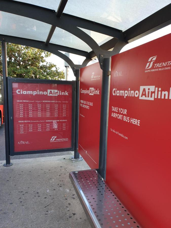 Bus per Roma da Ciampino