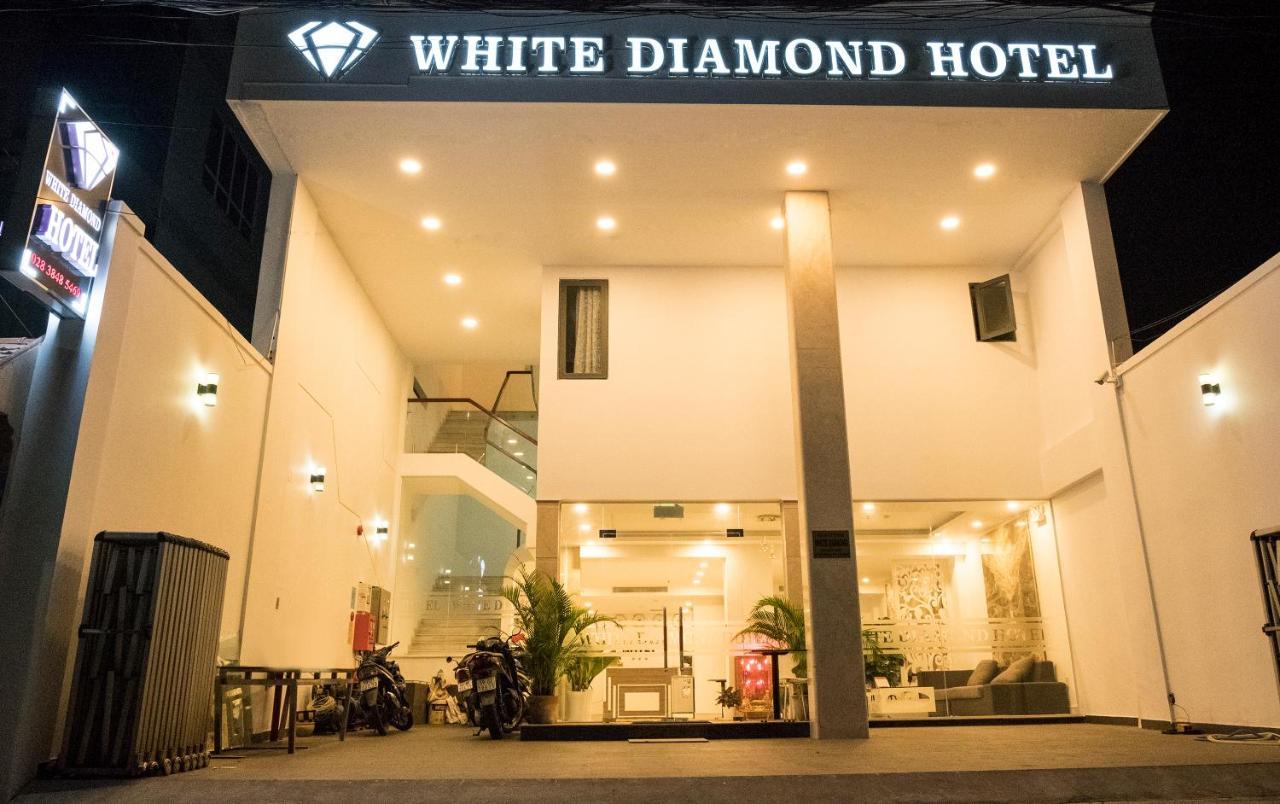 Отель  White Diamond Hotel - The Art