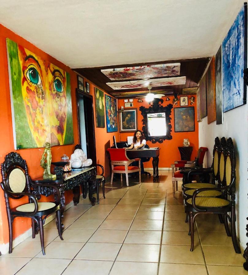 Отель типа «постель и завтрак»  La Posada Del Arcangel