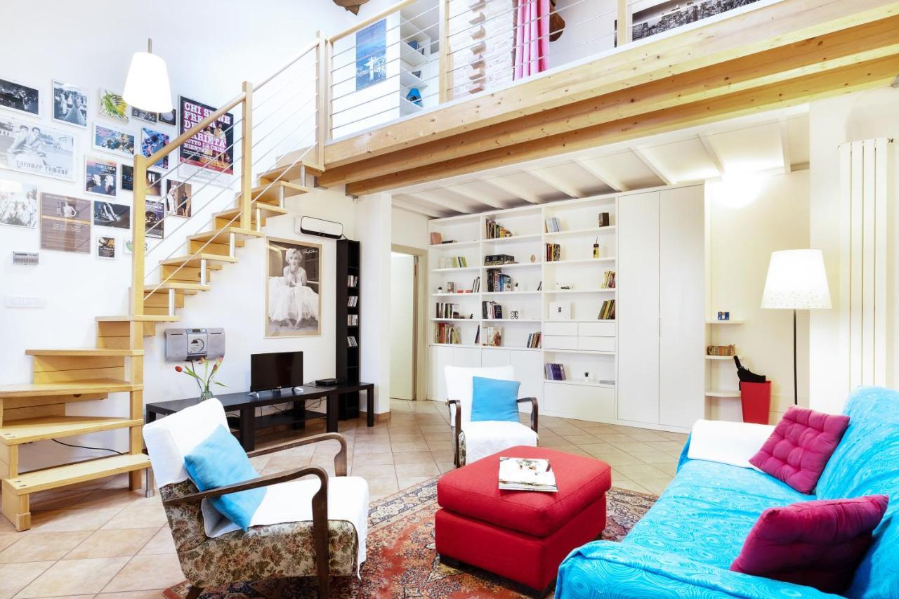 Апартаменты/квартира  San Lazzaro Palazzone Duplex Flat