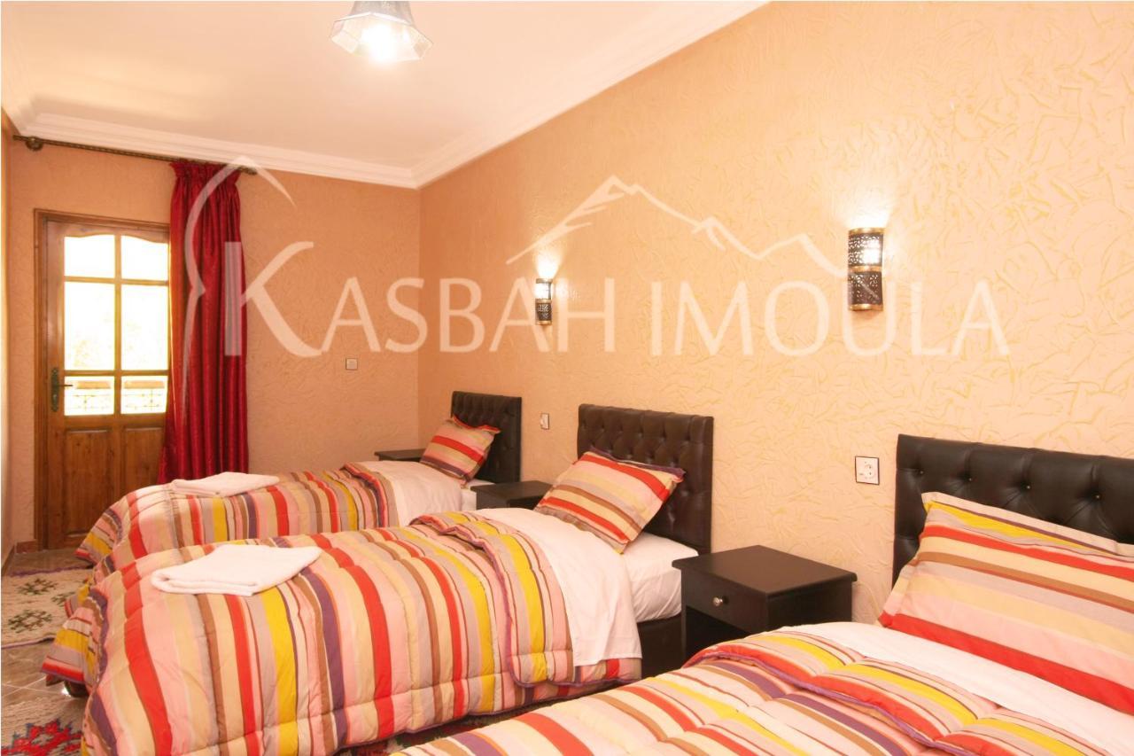 Hotel Kasbah Imoula Imlil Morocco Bookingcom