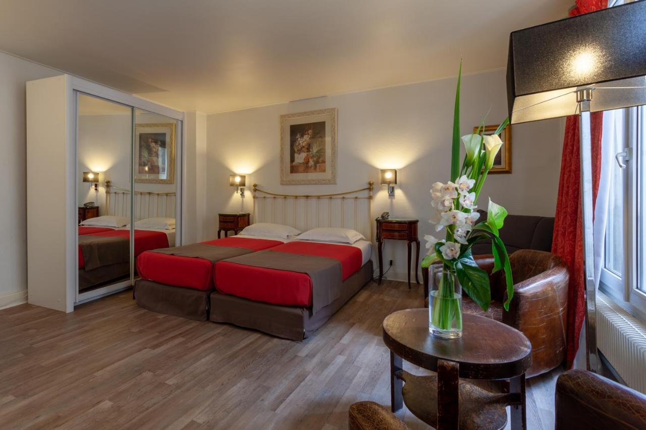 Hôtel Atlantis Paris France Booking
