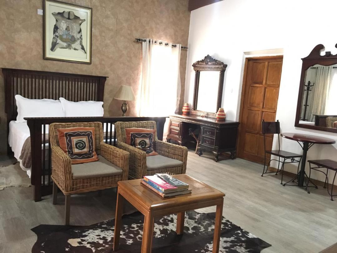 Отель  Отель  African Home