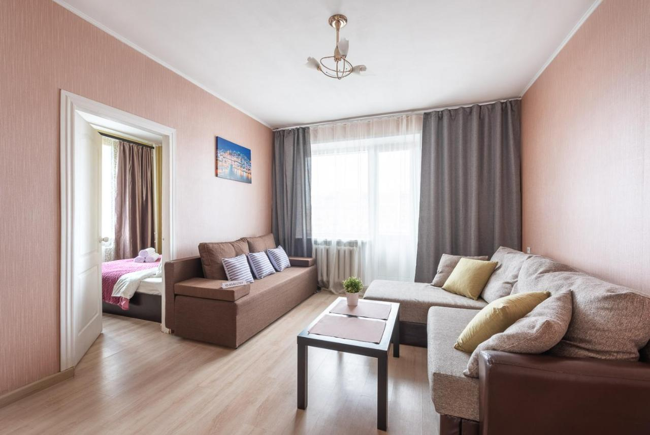 Апартаменты/квартира  MneNaSutki Leningradskiy Prospect