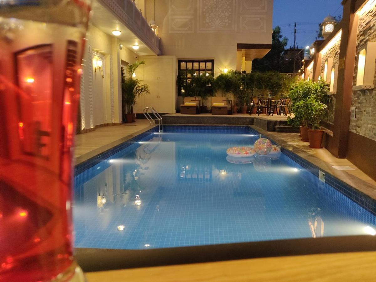Отель  Laxmi Palace Heritage Boutique Hotel