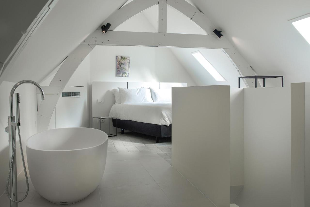 Een badkamer bij Kazerne