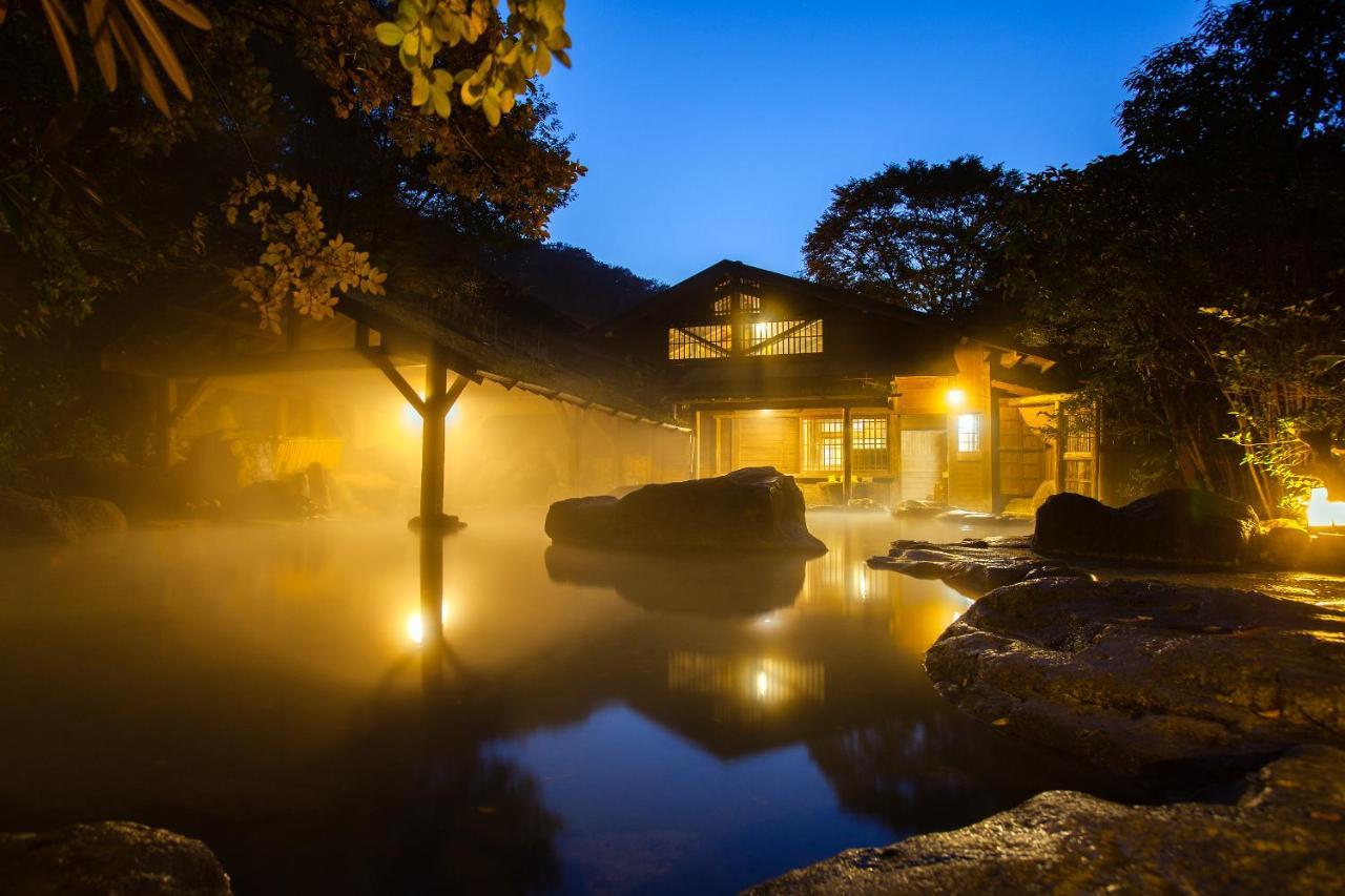記念日におすすめのホテル・黒川温泉 やまびこ旅館の写真1