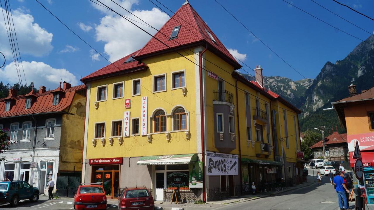 Отель  Hotel Marasesti
