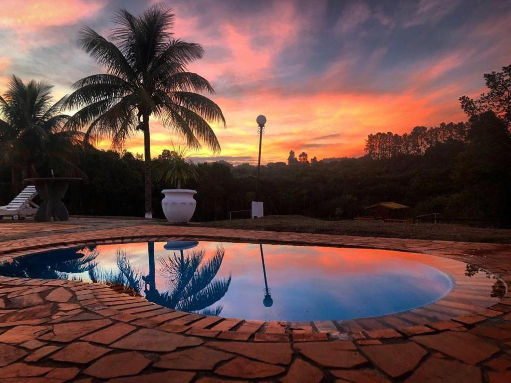 Hotel Paraiso Dos Alpes Sao Pedro Brazil Booking Com