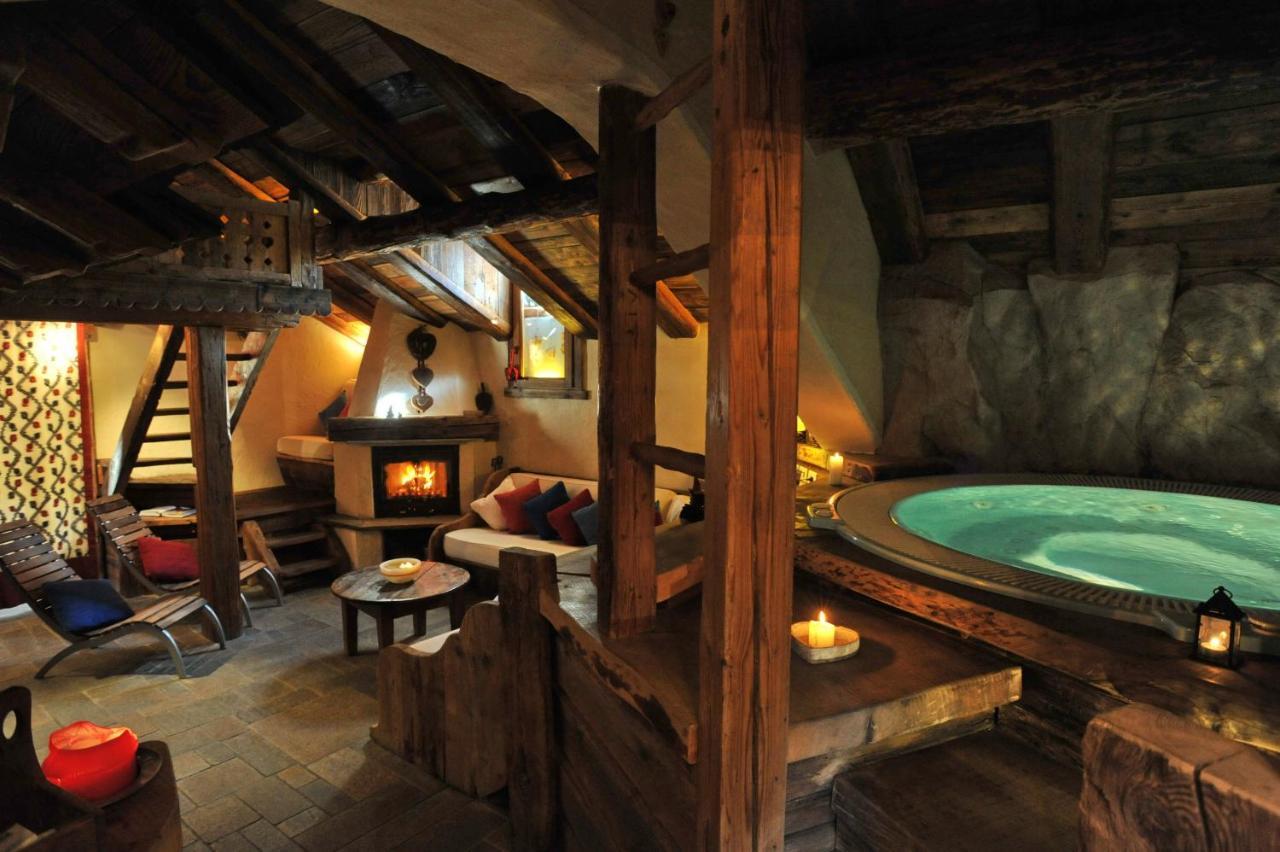 Отель  Hotel Du Grand Paradis & Wellness La Baita