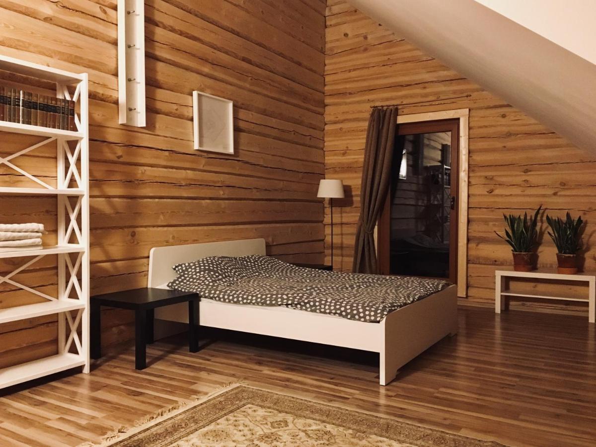 Проживание в семье  Room In A Scandinavian Style House