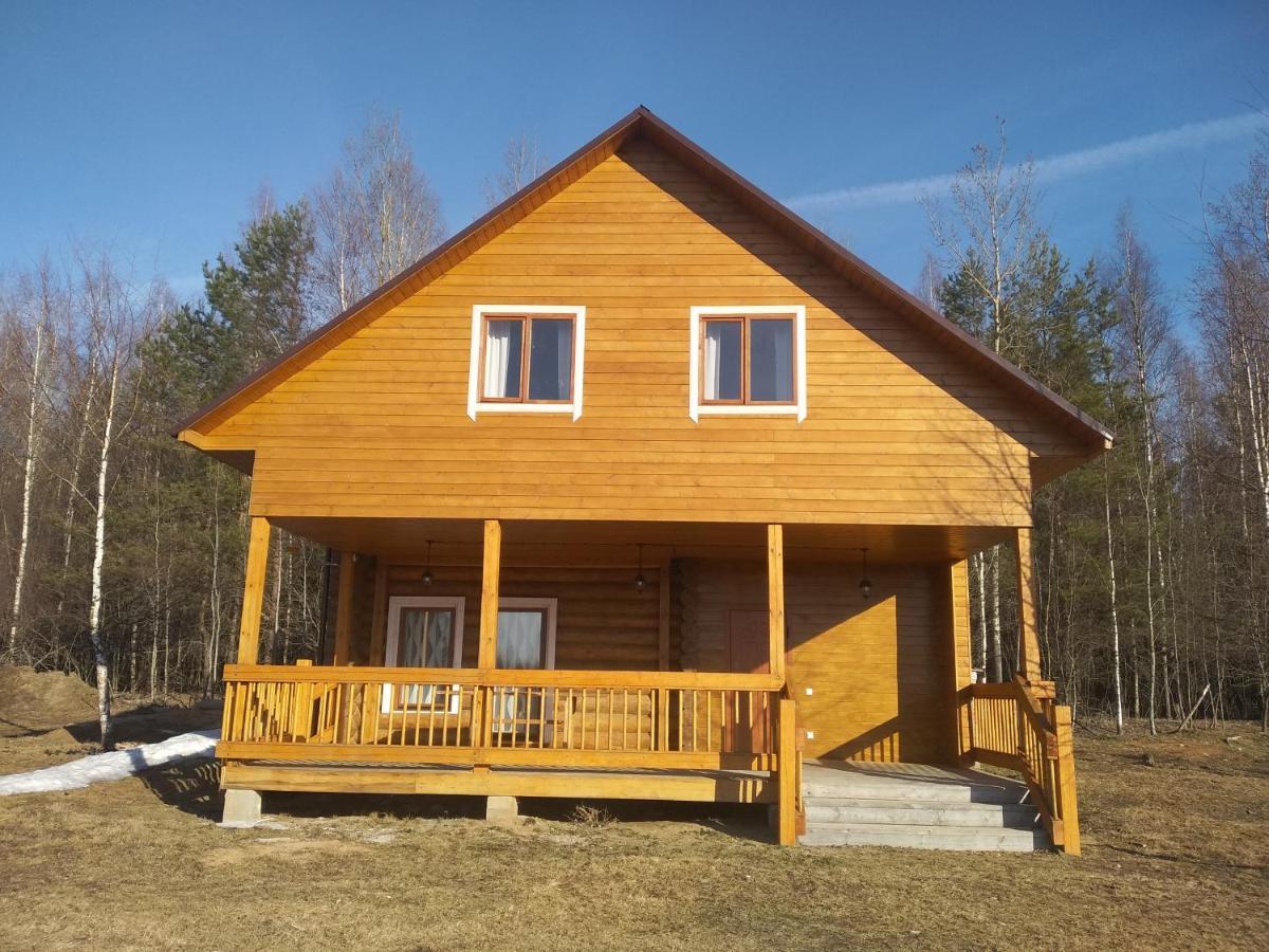 Дом для отпуска  Эко-ферма Березино