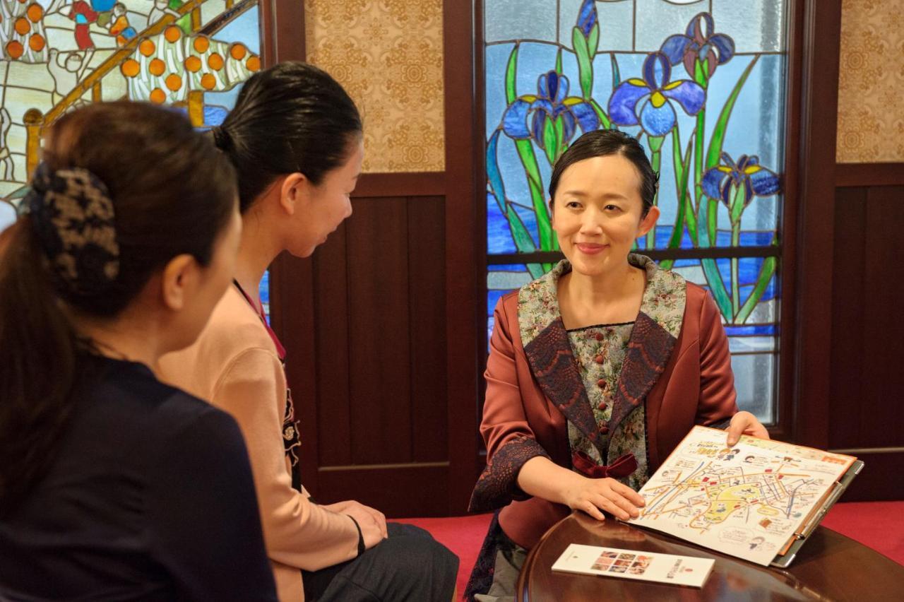 記念日におすすめのレストラン・金沢白鳥路 ホテル山楽の写真3
