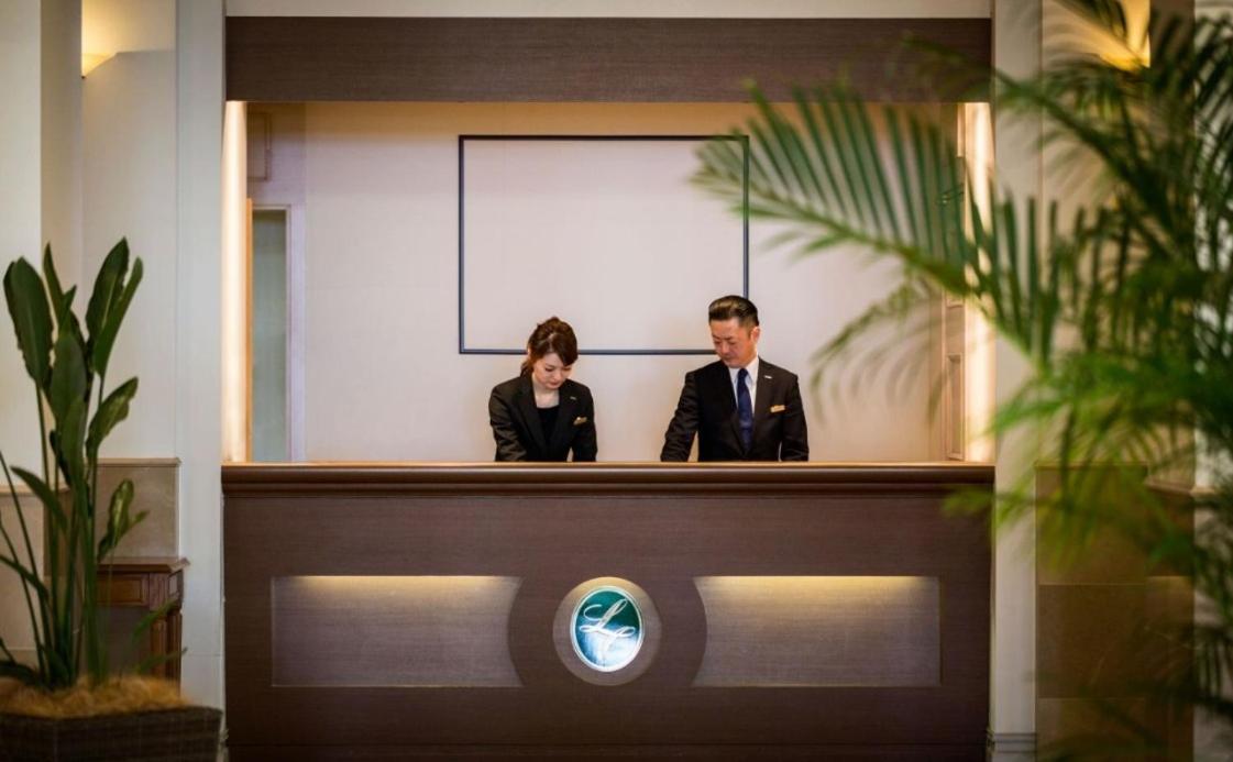 記念日におすすめのレストラン・ルーク プラザ ホテルの写真6