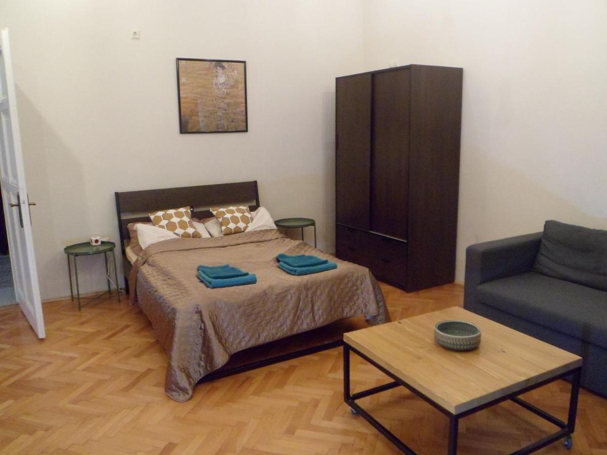 Апартаменты  Centrál Apartman