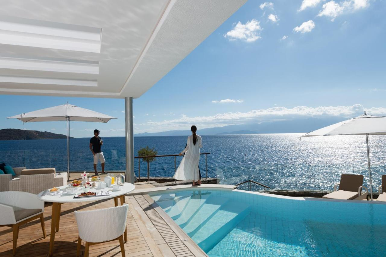 Elounda Beach Hotel Villas Greece