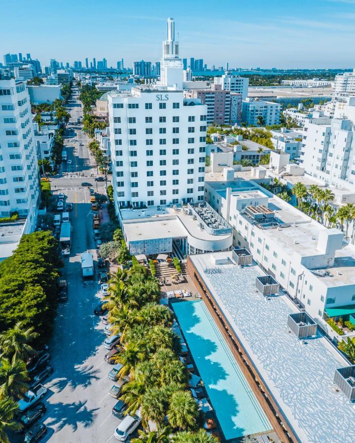 Hotel Sls South Beach Miami Fl