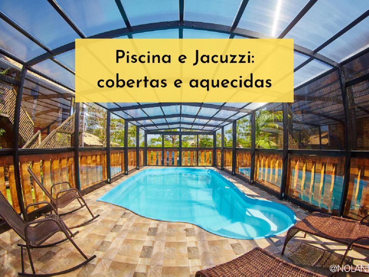 Отель  Hotel Praia Do Rosa