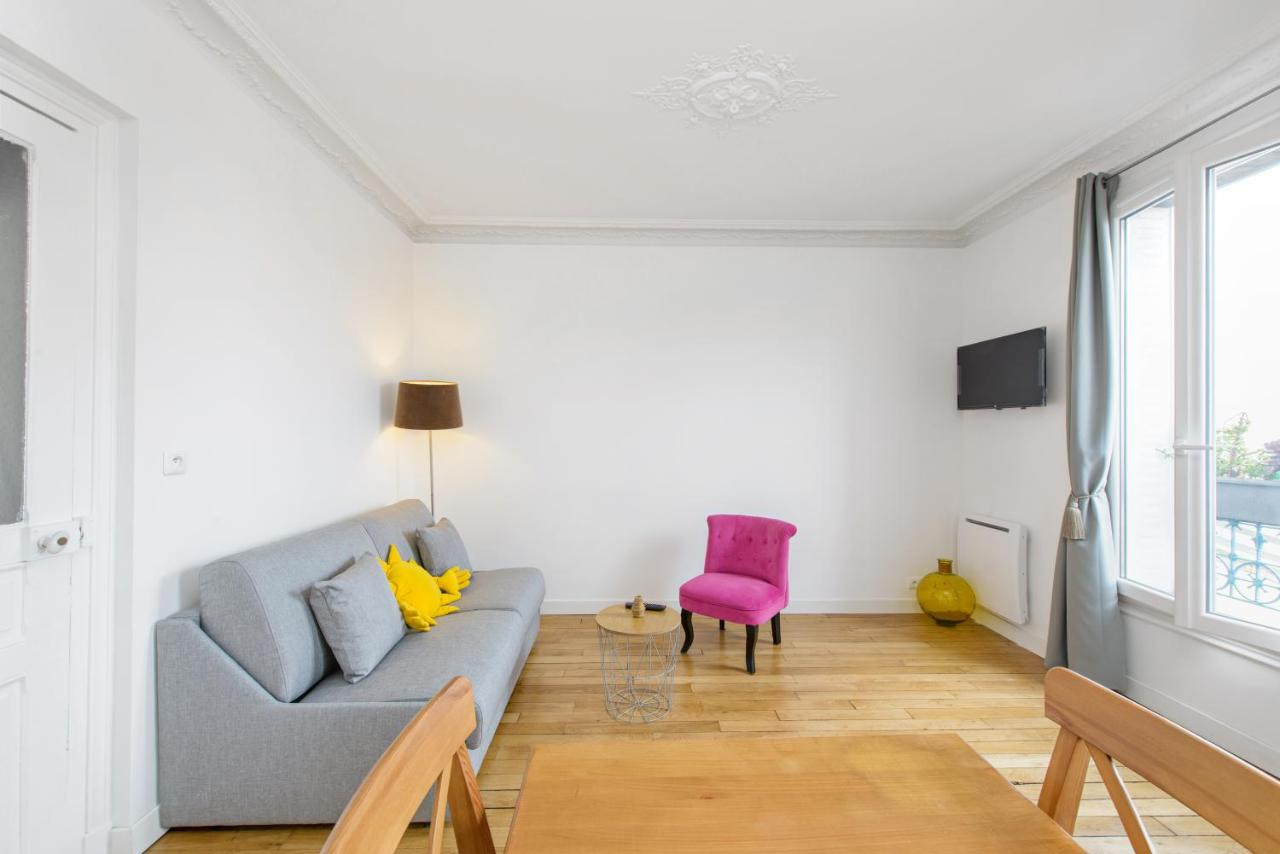 Апартаменты  Cosy Apartment 4 People Near Paris