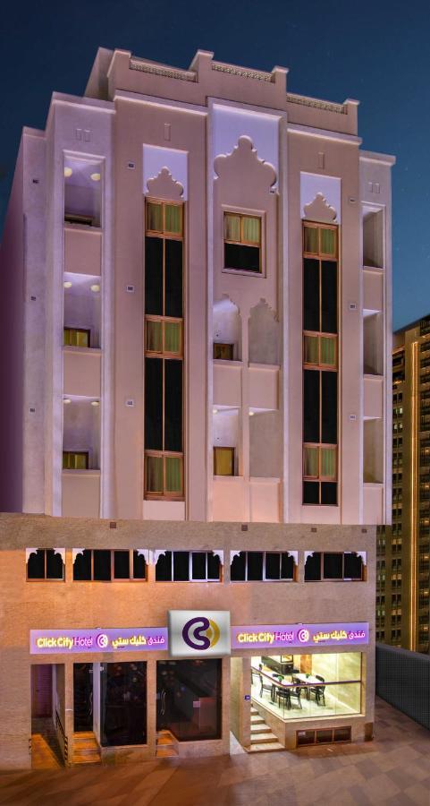 Отель  Click City Hotel
