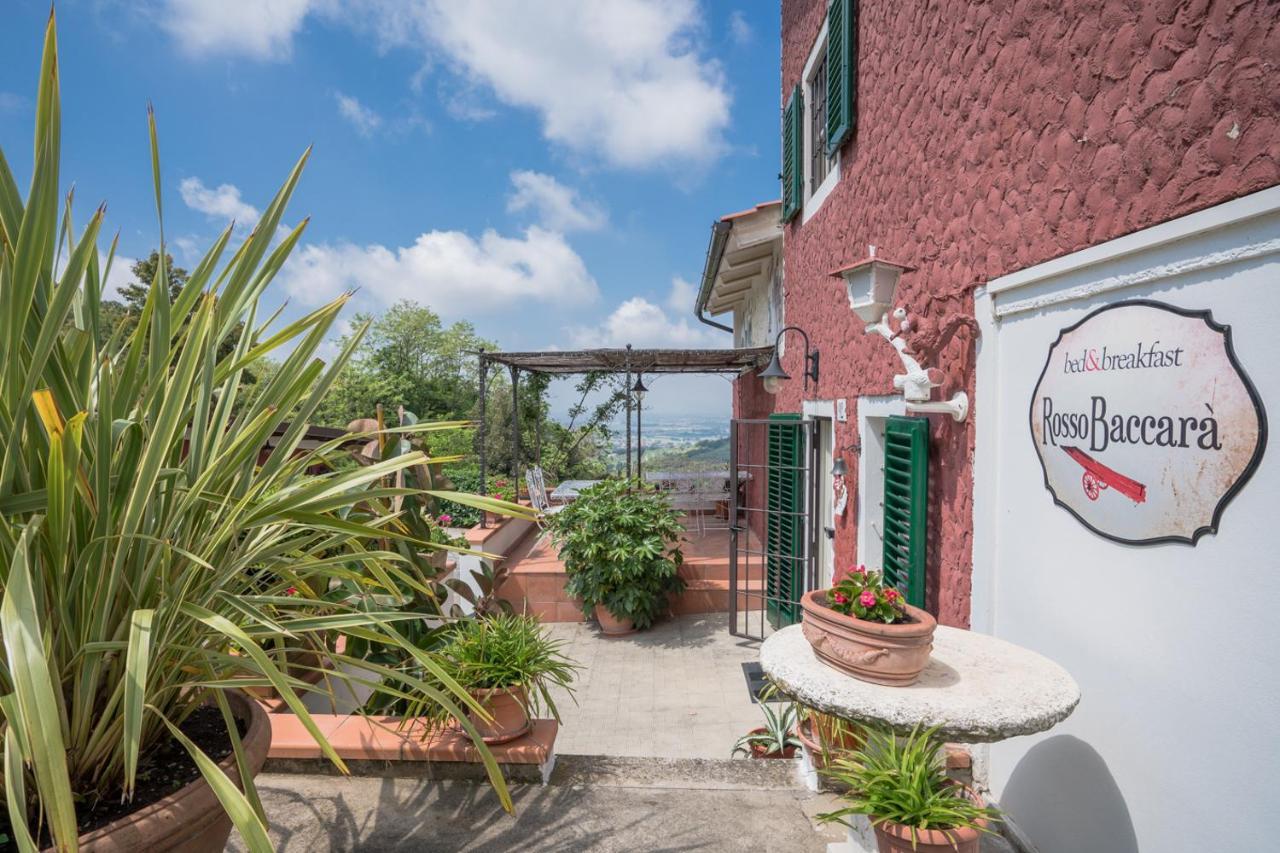 Отель типа «постель и завтрак» B&B Rosso Baccara