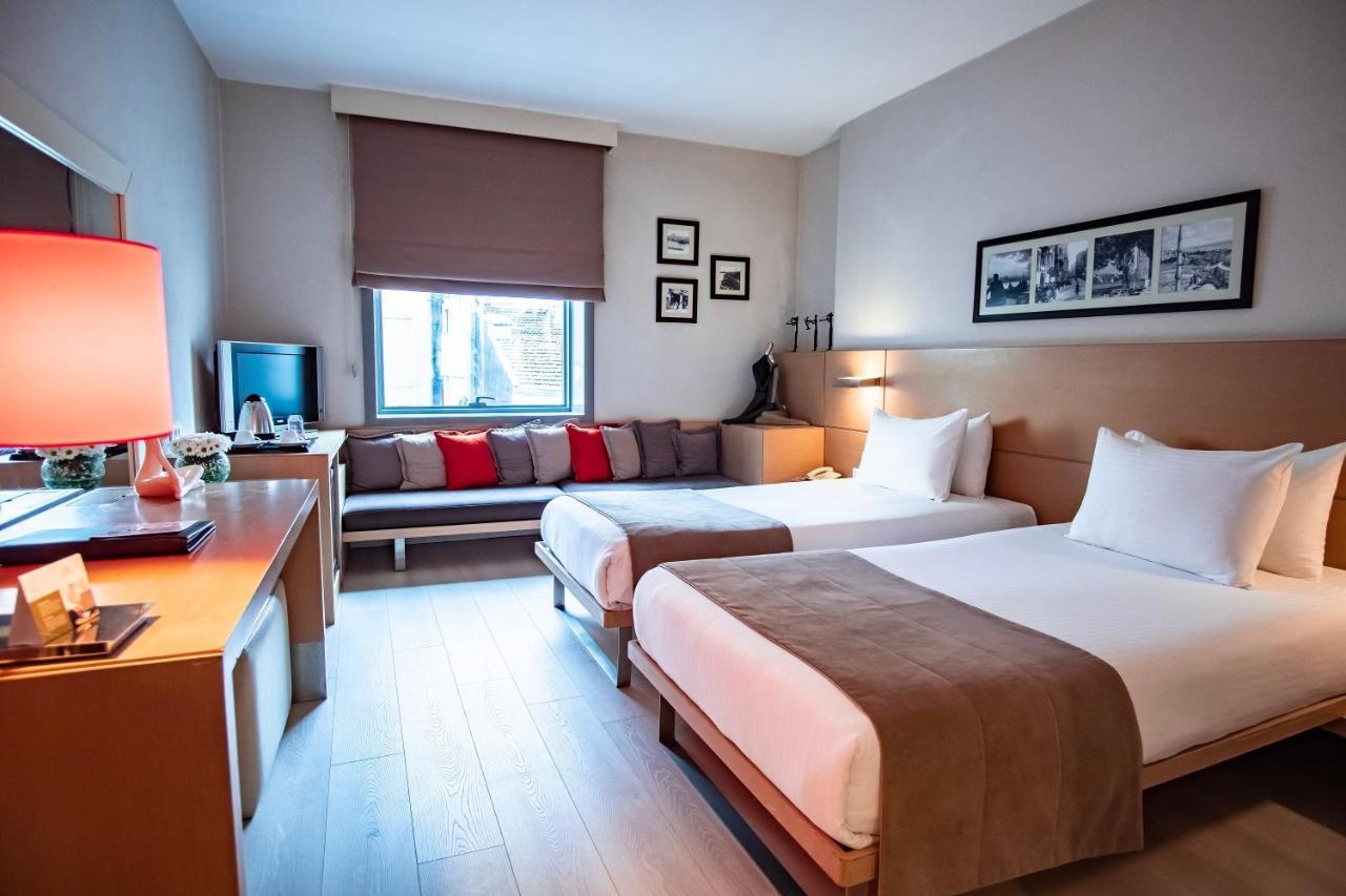 Отель  Eresin Hotels Taxim Premier