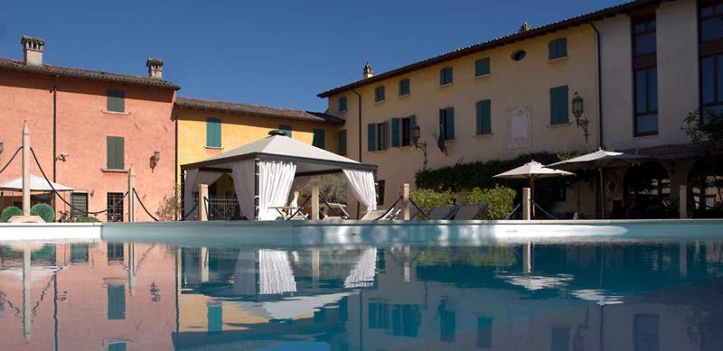 Апарт-отель  Corte Uccellanda Relais & Spa