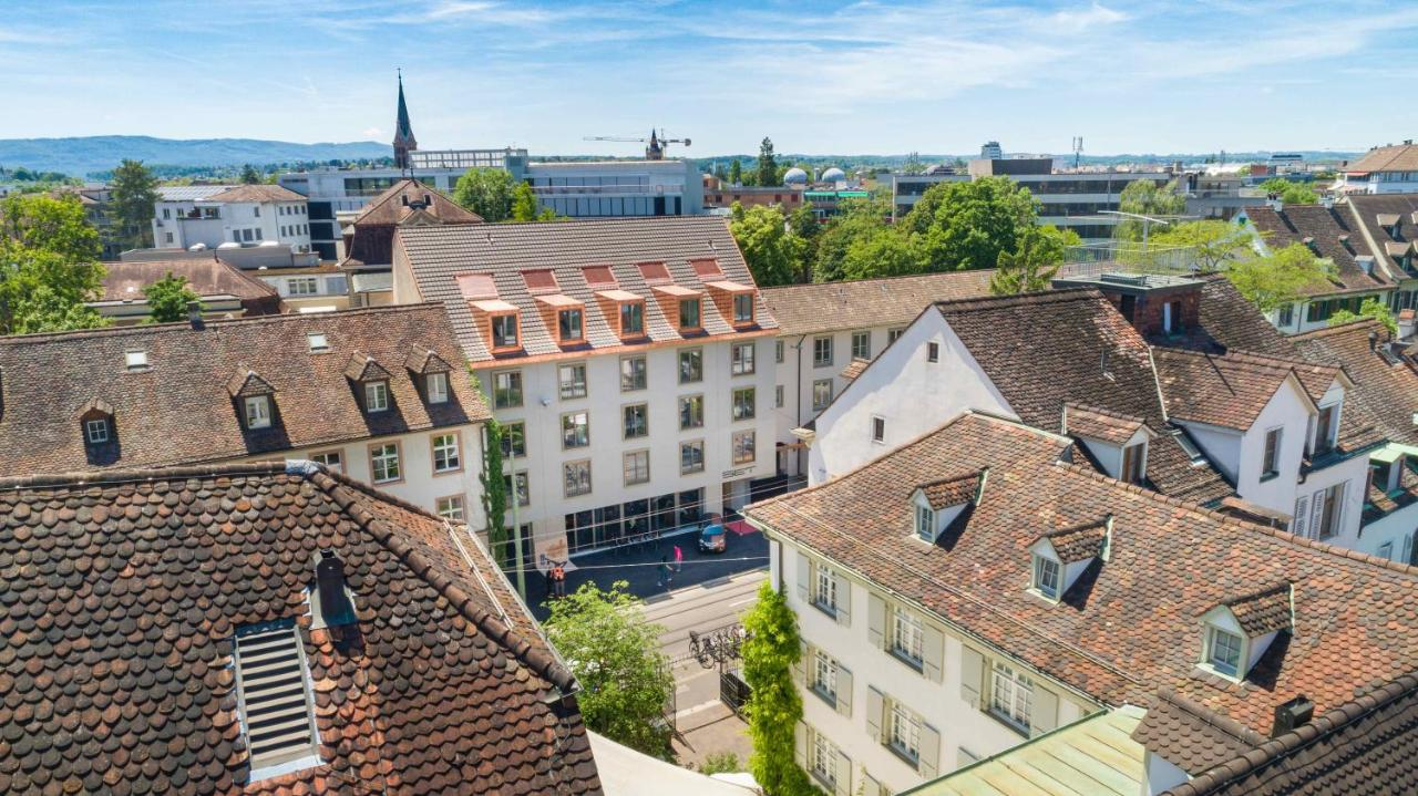 Отель  SET Hotel.Residence By Teufelhof Basel