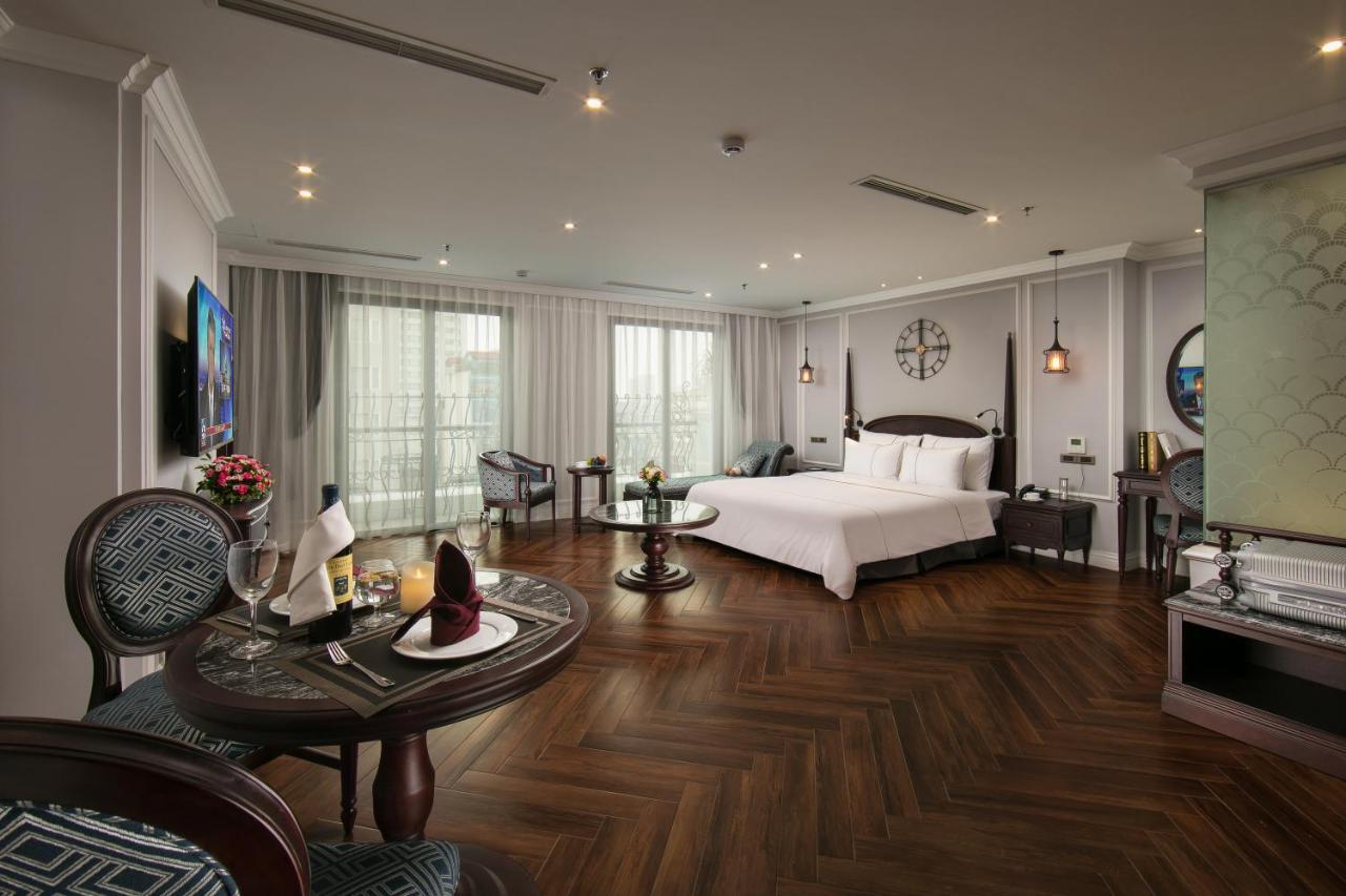 Отель  Canary Hanoi Hotel